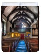 Church Of St Mary Duvet Cover