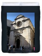 Church Of The Saviour Duvet Cover