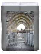Church Portal Duvet Cover