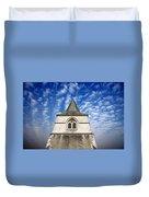 Church Spire Duvet Cover