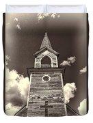 Church Steeple 2 Duvet Cover