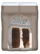 Churchdoor - Saint Peter - Macon Duvet Cover