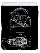 Cider Mill Patent Duvet Cover