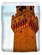 Ciena Tower Duvet Cover