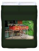 Cigar Wagon Duvet Cover