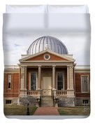 Cincinnati Observatory In Cincinnati Ohio Duvet Cover by Paul Velgos
