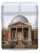 Cincinnati Observatory In Cincinnati Ohio Duvet Cover