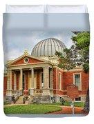 Cincinnati Observatory 0053 Duvet Cover