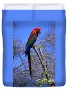 Cincy Parrot Duvet Cover
