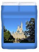 Cinderella's Castle II Duvet Cover