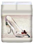 Cinderella's Slipper Duvet Cover