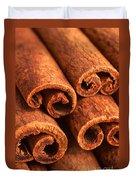 Cinnamon - Cinnamomum Duvet Cover