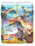 Cinque Terre 05 Duvet Cover