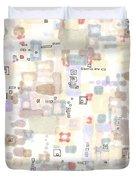 Cipher Duvet Cover