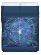 Circle Of Growth Duvet Cover