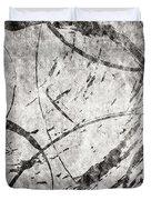 Circles Duvet Cover by Brett Pfister