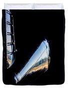 Cirrus In A Hanger Duvet Cover