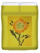 Citrus Fruit Duvet Cover