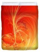 Citrus Infusion Duvet Cover