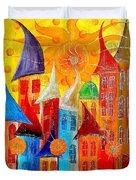 City 531-11-13 Marucii Duvet Cover