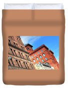 City Architecture Kcmo Duvet Cover