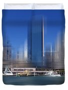 City-art Sydney Circular Quay Duvet Cover