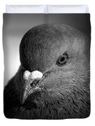 City Bird Gang Leader Duvet Cover