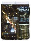 City Blur Duvet Cover
