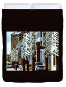 City Center-11 Duvet Cover