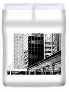 City Center-16 Duvet Cover