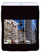 City Center-27 Duvet Cover