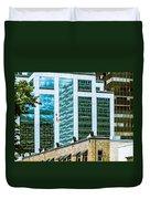 City Center-63 Duvet Cover