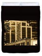 City Center -65 Duvet Cover