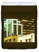 City Center-74 Duvet Cover