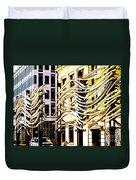 City Center-8 Duvet Cover