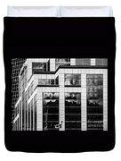 City Center-83 Duvet Cover