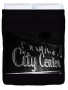 City Center Duvet Cover
