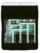 City Cnter-80 Duvet Cover