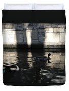 City Ducks Duvet Cover