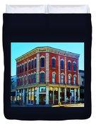 City - Hannibal Missouri - Mark Twain- Luther Fine Art Duvet Cover