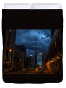 City Night Duvet Cover