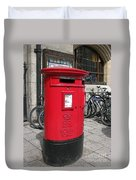 City Of Oxford Duvet Cover