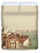 City Of Venice Duvet Cover
