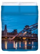 City Reflections IIi Duvet Cover