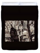 City Shadow Duvet Cover