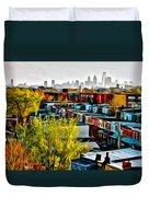 City View Five Duvet Cover