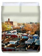 City View Six Duvet Cover