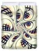 City Vortex Duvet Cover by Anastasiya Malakhova