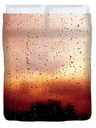 City Window Duvet Cover