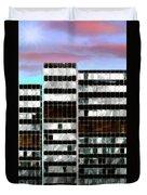 Citysky Duvet Cover